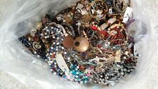 Huge Vintage to New Jewelry Lot 9+ Lbs All Wearable