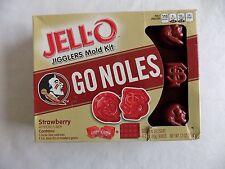 Florida State Seminoles Jell-o Jigglers Mold Kit FSU Party Jell-o Shots