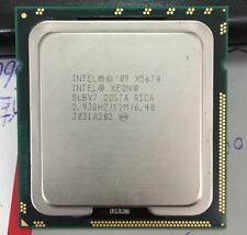 Intel Xeon X5670 / 2.93GHz /12MB /QPI 6.40GT/s (SLBV7) 1366 Server Processor
