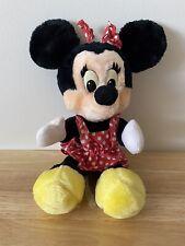 New listing Vintage Walt Disney Minnie Mouse Plush 1990's