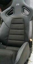 VW GOLF 5 V 1K 6 VI 5K 7 VII 5Q R MOTORSPORT ALCANTARA LEDER RECARO SITZ BEZUG