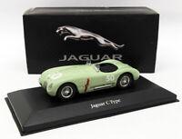 Atlas Editions 1/43 Scale Model Car 4 641 107 - Jaguar C-Type - Green