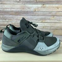 Nike Men's Tech Trainer Shoes Dark Green AQ4775-002 SIZE 8*
