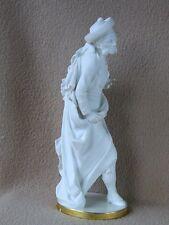 CONTINENTAL SPANISH BARCELONA BIDASOA PARIAN BISCUIT PORCELAIN FIGURINE OF A MAN