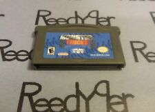 Monster Trucks Nintendo GameBoy Advance racing game for GBA SP Micro DS lite boy