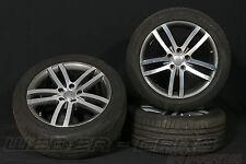 Orig Audi Q7 4L 20 Zoll Alu Felgen alte Sommer Reifen 275 45 R20 4L0601025M