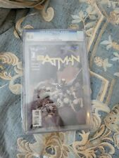 Batman (New 52) #1 - CGC 9.6