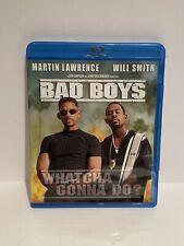 Bad Boys [Blu-ray] Will Smith Martin Lawrence