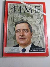 Time Magazine- June 23, 1967- Yale President Kingman Brewster Jr.