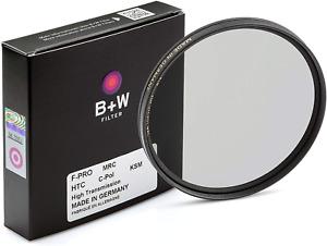 B + W Circular Polarizer Kaesemann - Standard Mount (F-PRO), HTC, 16 Layers