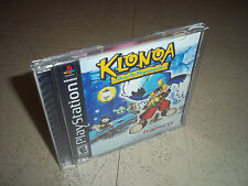KLONOA: PORTA A PHANTOMILE:.PS1 Custodia NTSC + Inlay solo. nessun gioco