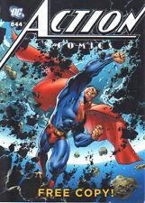 Superman The Legend Digital Comic Online Redemption Card Action Unused (2013)!