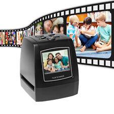 35mm High-Resolution Scanner/Digital Converts Negatives Slides Photo Scan Film