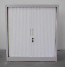 SALE!! Tambour Door Cupboard FULLY ASSEMBLED! Locker cabinet