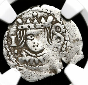 SPAIN, Valencia. Philip IV, 1640-1649, Silver Real, 1640-9, NGC VF30