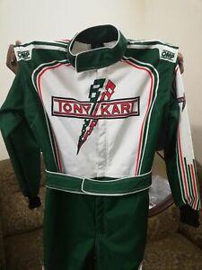 Tony Kart Sublimation print Go Kart Race Suit CIK/FIA Level 2 Karting Suit