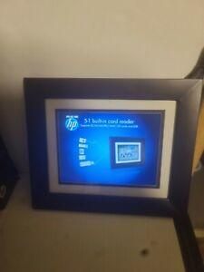 "HP DF840P1 8"" Digital Picture Frame"