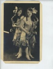 Were In Movie Freaks Signed Photo Siamese Conjoined Sideshow Violet Daisy Hilton