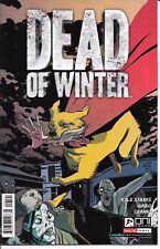 Oni Press DEAD OF WINTER #1 cover B first printing