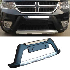 HIGA Front Lower Bumper Cover Protector Guard Plates For 2011-2014 Dodge Journey