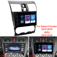 9'' Android 10.1 Stereo Radio Head Unit for Subaru Forester WRX GPS Player 2+32G