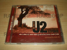 The Best Of U2 a Tribute (CD) Performed by Studio 99