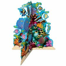 CORAL REEF 3D CENTREPIECE UNDER THE SEA FINDING NEMO DORY PARTY TABLE DECORATION