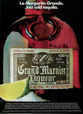 1976 JUST ADD TEQUILA GRAND MARNIER AD