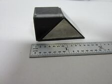 MICROSCOPE PART OLYMPUS JAPAN PRISM OPTICS BIN#D2-P-30