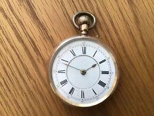 Vintage Gold Plated Pocket Watch
