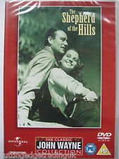 The Shepherd of the Hills Classic Western John Wayne (DVD, 1941) NEW SEALED PAL