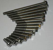 M8  TITANIUM (FLANGED) BOLTS