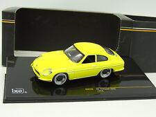Ixo 1/43 - db panhard hbr5 1958 yellow