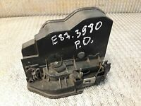 BMW E87 DOOR LOCK LATCH MECHANISM for 1 SERIES E87 FRONT RIGHT OSF 7154620