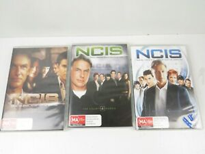 NCIS Naval Criminal Investigative Service Season 1 4 5 Complete Season 18 DVDS