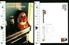 CARTOLINA PUBBLICITARIA - LA 7 DIFFICILE SPEGNERLA - IN TUTTE LE CASETTE - 56664