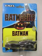 BATMOBILE- Batman car - Diecast -  1/64 Scale - 1989 ERTL - #1064 - New