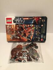 STAR WARS LEGO 9491 GEONOSIAN CANNON - BAG 2 AND BOX ONLY