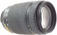Nikon AF Nikkor 70-300 mm f/4-5.6 D Nikon AI-S Mount Objectif photo-F16
