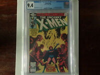 X-Men #134 Marvel Comics June, 1980 CGC 9.4 Graded Dark Phoenix Saga WP NM