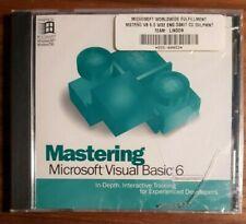 Mastering Microsoft Visual Basic 6.0 w/ Key for Windows 95/NT
