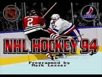 NHL 94 - Sega Genesis Game - Cartridge Only