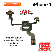 NUEVO REPUESTO IPHONE 4 4g POWER /LOCK Botón/INTERRUPTOR CABLE FLEXIBLE