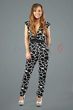Polyester Party Animal Print Long Sleeve Dresses for Women