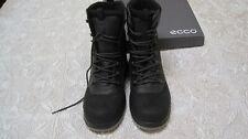 NIB ECCO Roxton Goretex MENS Snow Boots Size black/grey size EU 45(US 11-11.5)