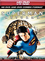 Superman Returns (HD DVD, 2006 Bilingual) Free Shipping in Canada