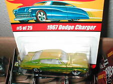 HW classics series 1  #5 1967 DODGE CHARGER antifreeze
