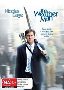 The Weather Man (DVD, 2011)*