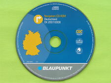 CD NAVIGATION DEUTSCHLAND DX 2008 VW MFD 1 GOLF 4 AUDI FORD MERCEDES ALFA LANCIA