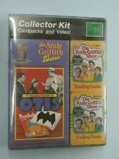 The Andy Griffith Show Rehabilitation of Otis VHS Video Card Collector set 1991